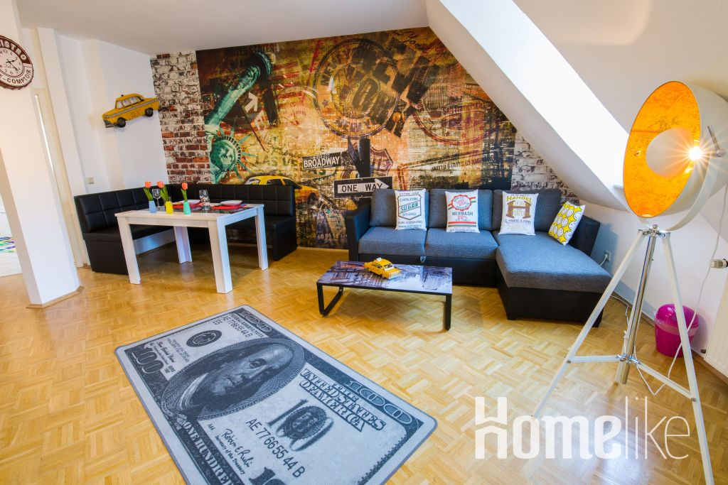 image 1 furnished 1 bedroom Apartment for rent in Koblenz, Koblenz