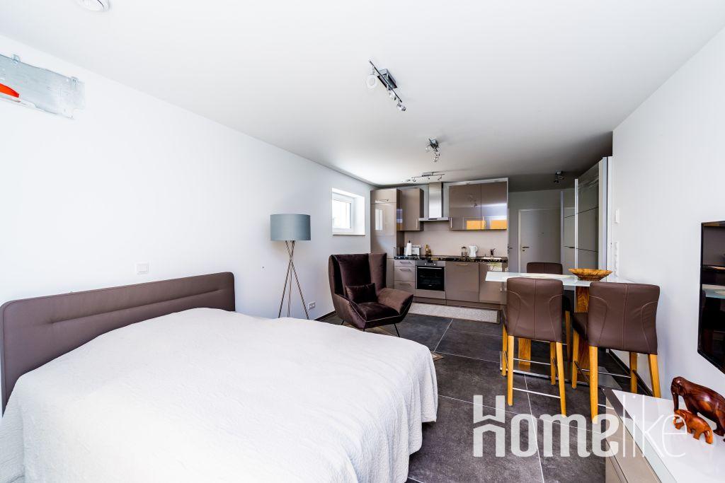 image 3 furnished 1 bedroom Apartment for rent in Berkersheim, Frankfurt