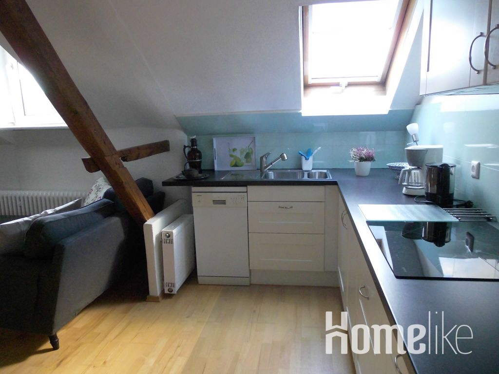 image 4 furnished 1 bedroom Apartment for rent in Wersten, Dusseldorf