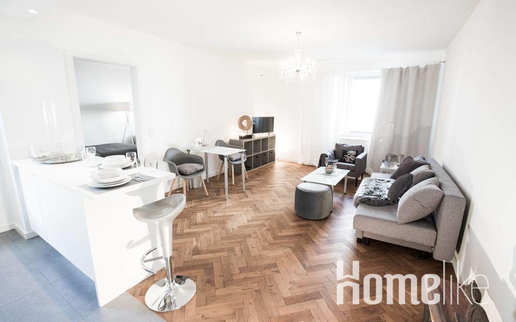 image 3 furnished 1 bedroom Apartment for rent in Stuttgart, Baden-Wurttemberg