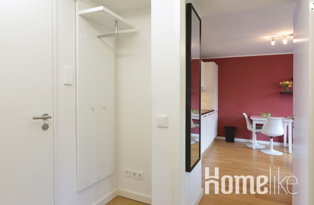 image 3 furnished 1 bedroom Apartment for rent in Hamm Center, Mitte Hamburg