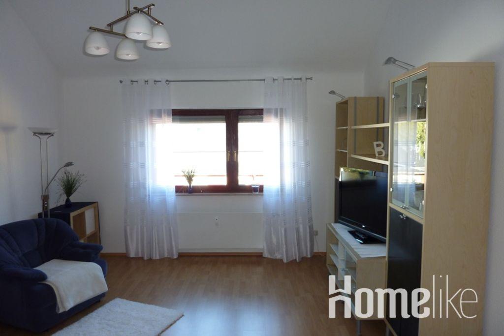 image 2 furnished 1 bedroom Apartment for rent in Westend-Nord, Frankfurt