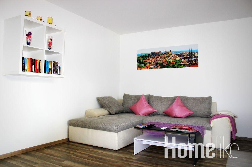 image 1 furnished 1 bedroom Apartment for rent in Neuburg-Schrobenhausen, Bavaria (Munich)