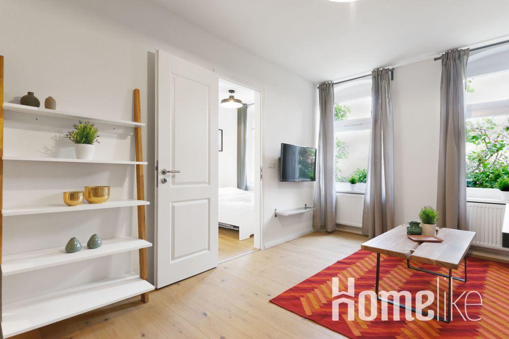 image 1 furnished 1 bedroom Apartment for rent in Tiergarten, Mitte