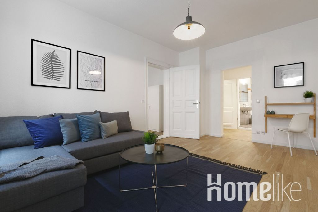 image 2 furnished 2 bedroom Apartment for rent in Moabit, Mitte