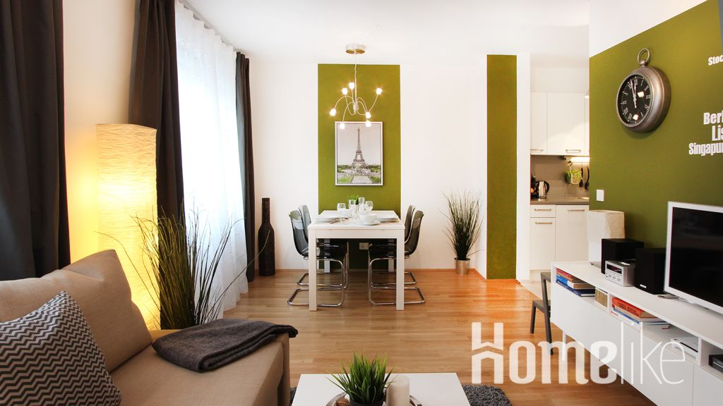 image 2 furnished 1 bedroom Apartment for rent in Brigittenau, Vienna