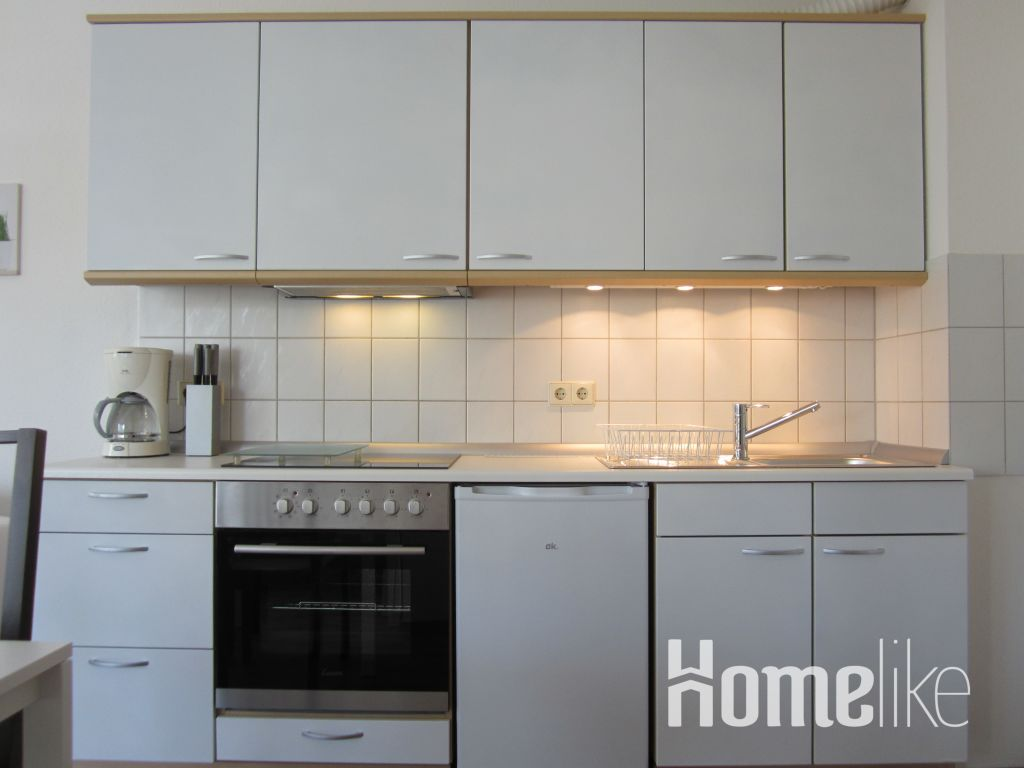 image 3 furnished 1 bedroom Apartment for rent in Karlsruhe, Baden-Wurttemberg