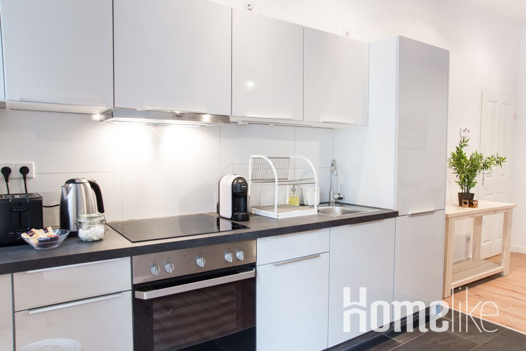 image 3 furnished 1 bedroom Apartment for rent in Wedding, Mitte