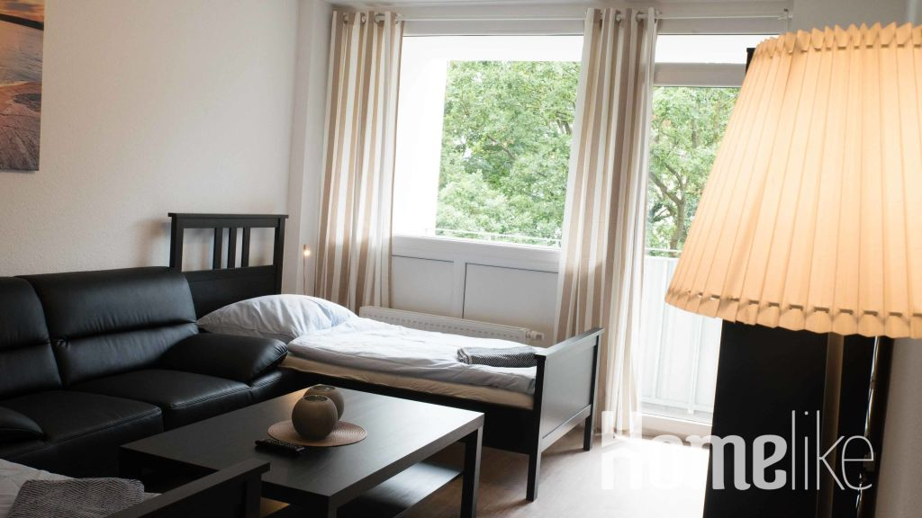 image 1 furnished 3 bedroom Apartment for rent in Hassels, Dusseldorf