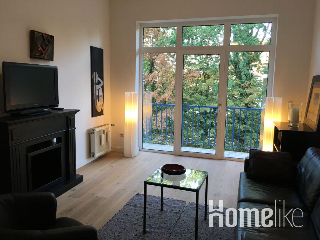 image 1 furnished 2 bedroom Apartment for rent in Flingern North, Dusseldorf