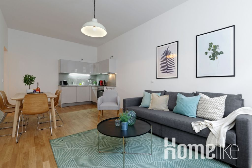 image 2 furnished 2 bedroom Apartment for rent in Wedding, Mitte