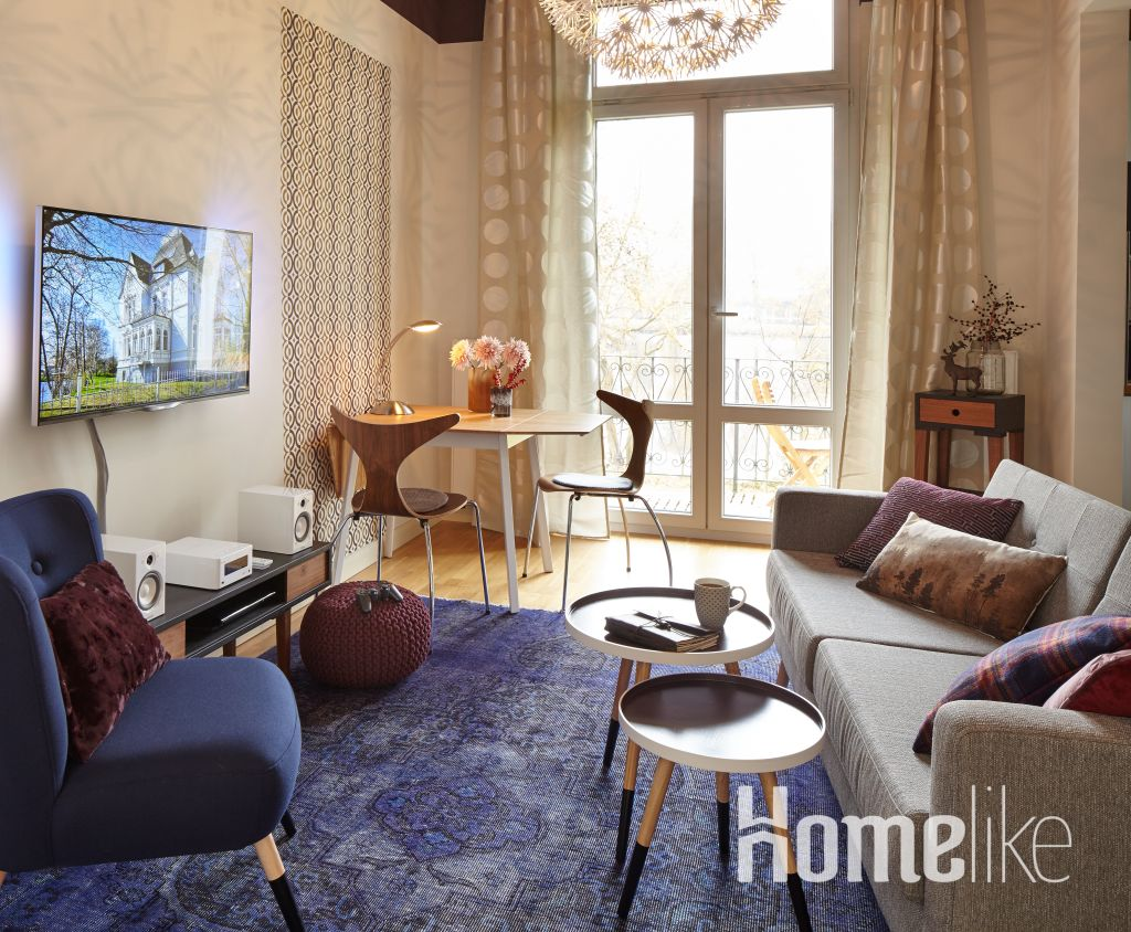image 1 furnished 1 bedroom Apartment for rent in Stade, Stade