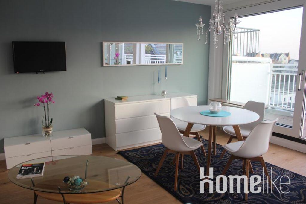 image 4 furnished 1 bedroom Apartment for rent in Flingern North, Dusseldorf