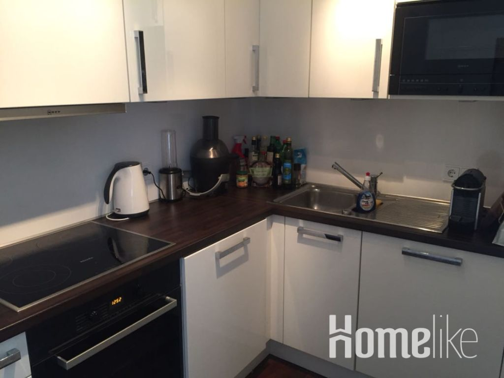 image 3 furnished 1 bedroom Apartment for rent in Barmbek South, Nord