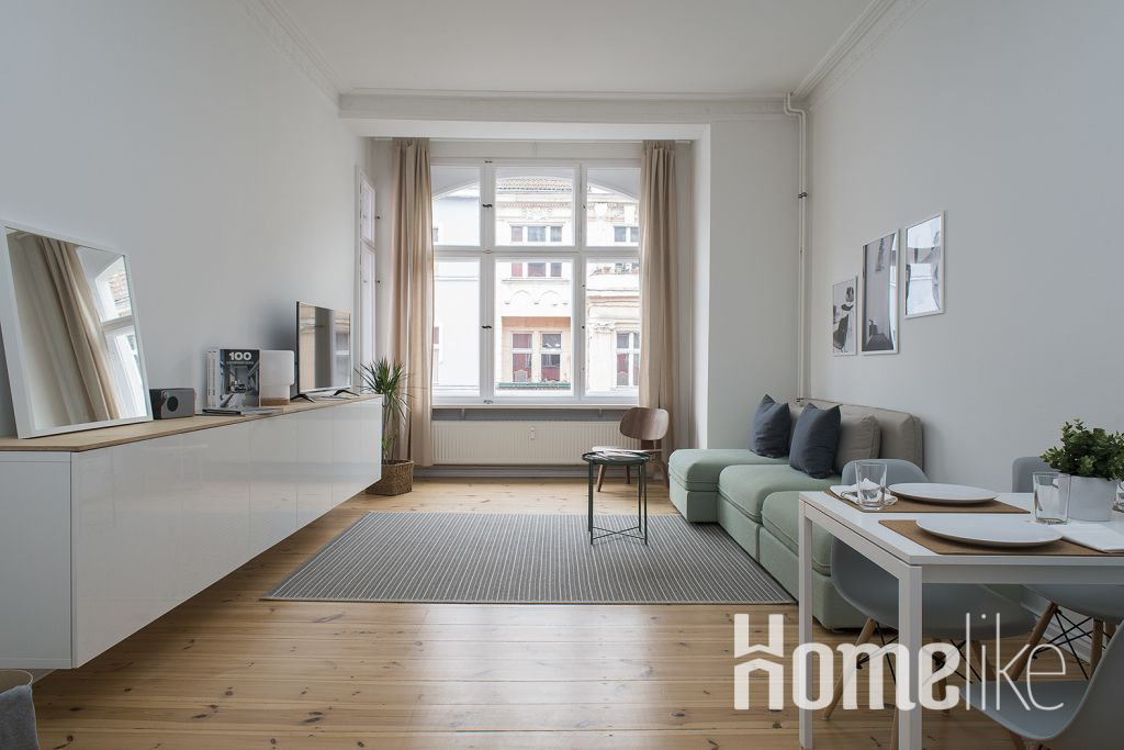 image 1 furnished 1 bedroom Apartment for rent in Schoneberg, Tempelhof-Schoneberg