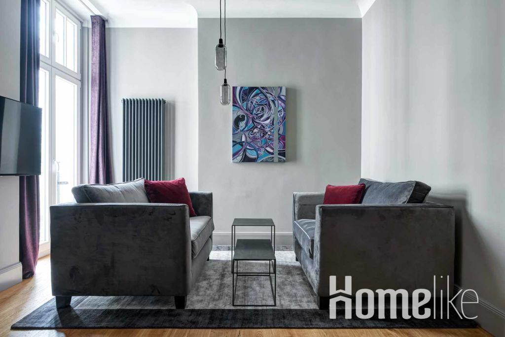 image 1 furnished 1 bedroom Apartment for rent in Charlottenburg, Charlottenburg-Wilmersdorf