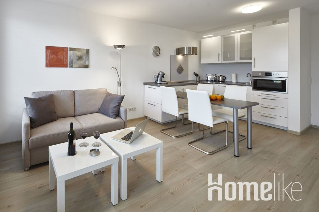 image 2 furnished 1 bedroom Apartment for rent in Trier, Trier