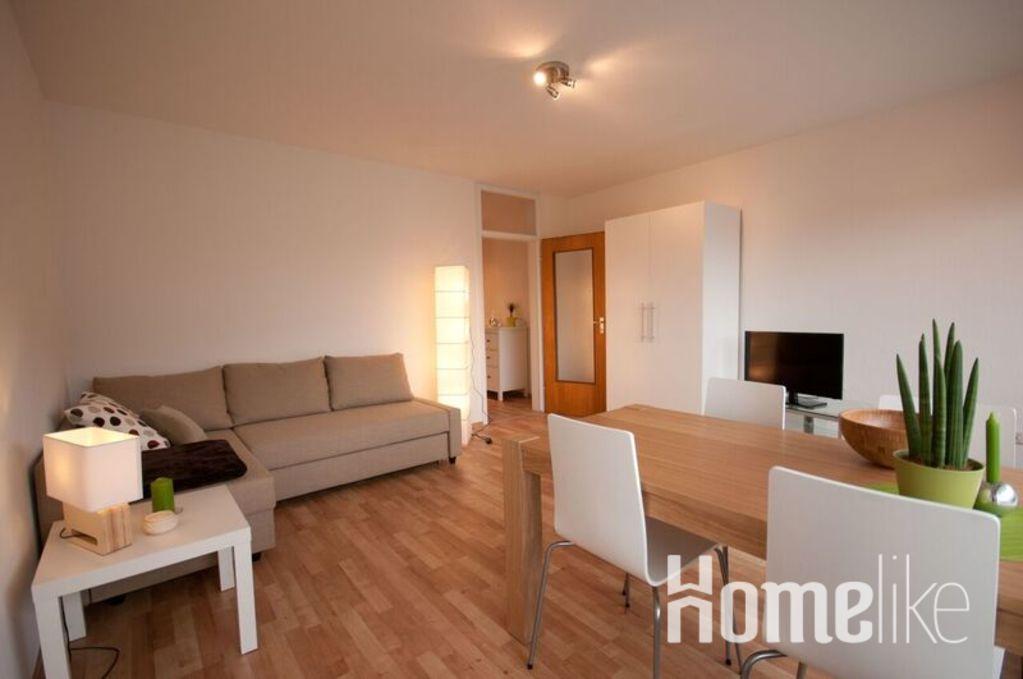 image 1 furnished 1 bedroom Apartment for rent in Karlsruhe, Baden-Wurttemberg