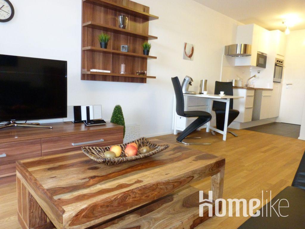 image 1 furnished 1 bedroom Apartment for rent in Niederursel, Frankfurt