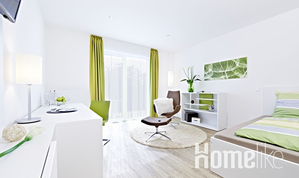image 5 furnished 1 bedroom Apartment for rent in Furth, Kreis Bergstrabe