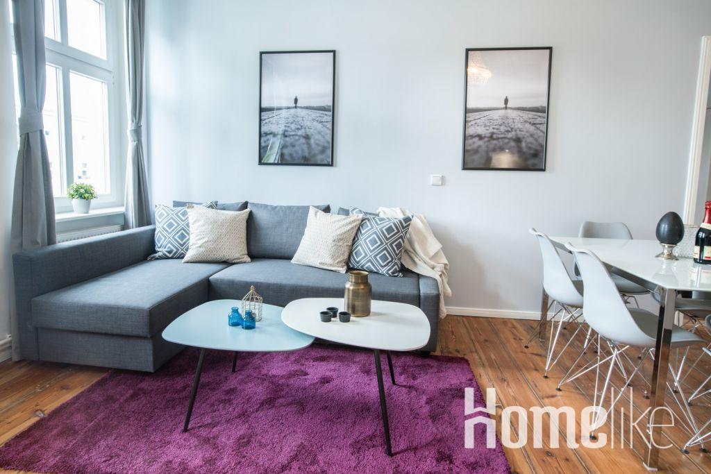 image 3 furnished 2 bedroom Apartment for rent in Tiergarten, Mitte
