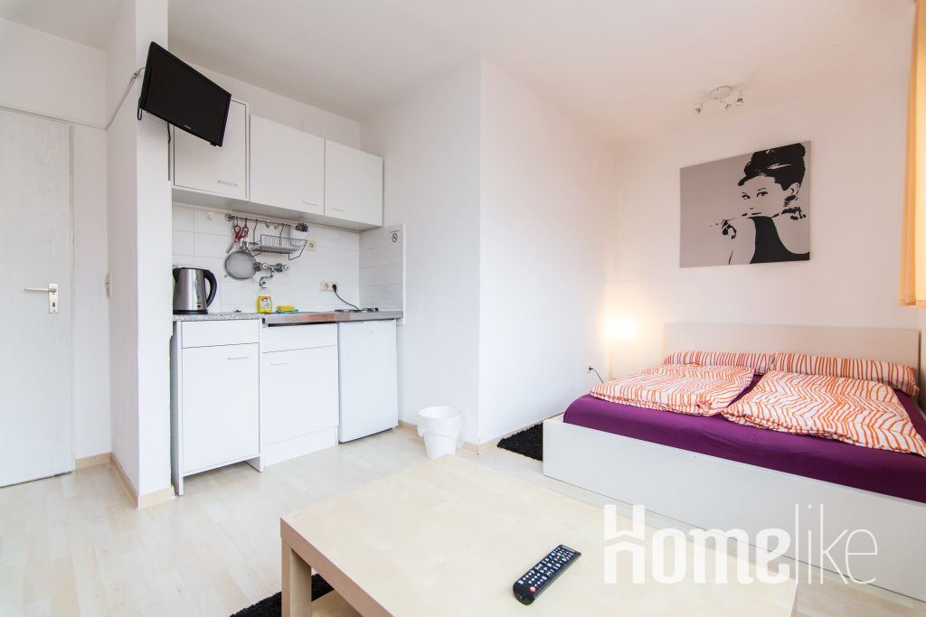 image 8 furnished 1 bedroom Apartment for rent in Dortmund, Dortmund