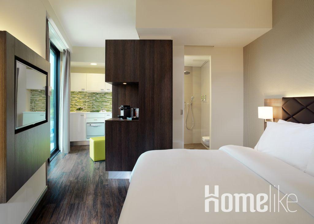 image 1 furnished 1 bedroom Apartment for rent in Flughafen, Frankfurt