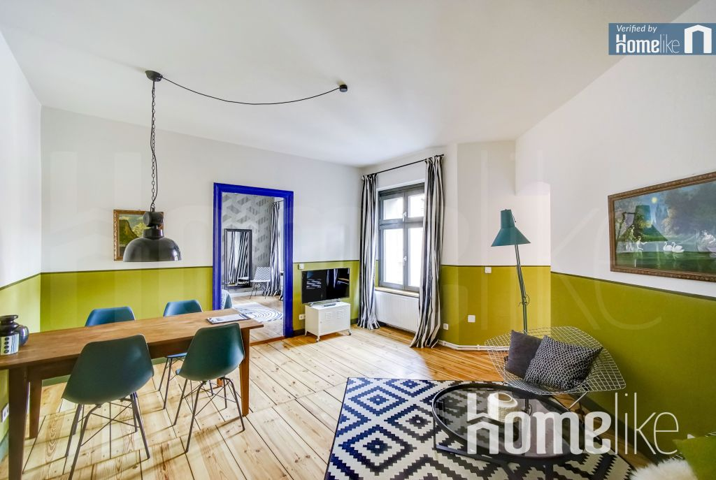 image 2 furnished 1 bedroom Apartment for rent in Prenzlauer Berg, Pankow