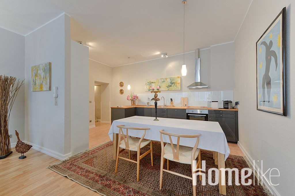 image 5 furnished 1 bedroom Apartment for rent in Benrath, Dusseldorf