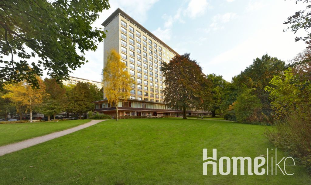 image 6 furnished 1 bedroom Apartment for rent in Hamm Center, Mitte Hamburg