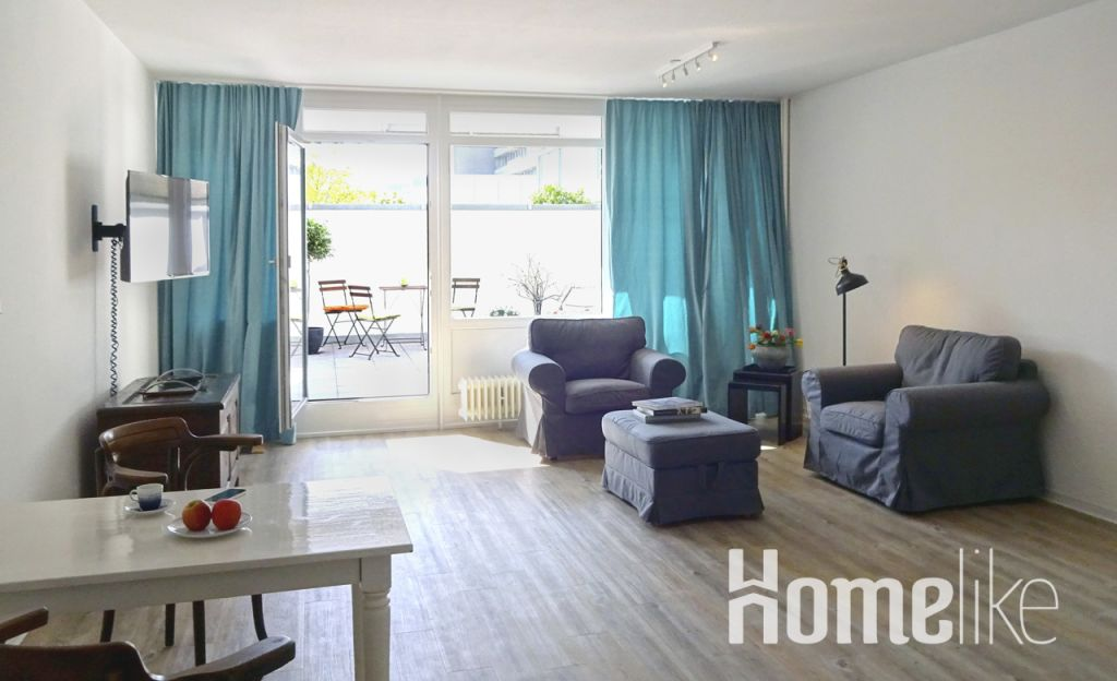 image 6 furnished 1 bedroom Apartment for rent in Neuss, Rhein-Kreis Neuss