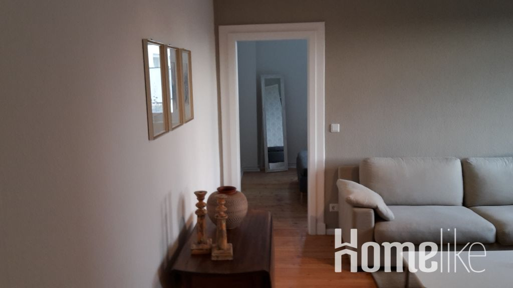 image 1 furnished 1 bedroom Apartment for rent in Hamm South, Mitte Hamburg