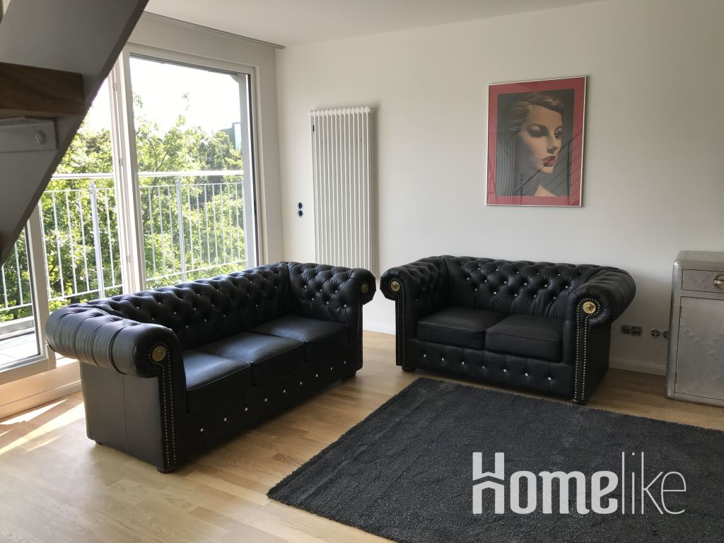 image 1 furnished 2 bedroom Apartment for rent in Eimsbuttel, Eimsbuttel