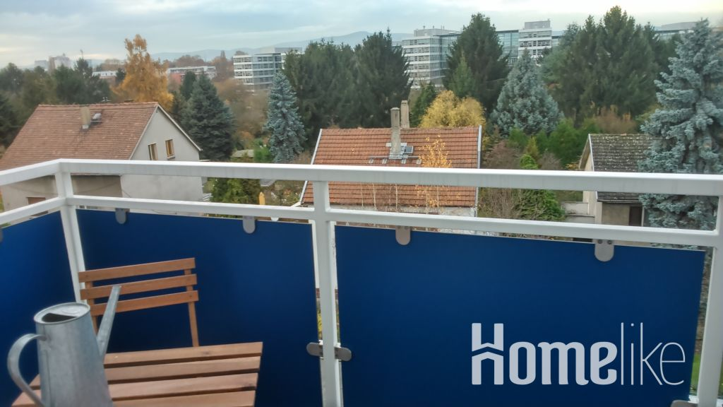 image 3 furnished 1 bedroom Apartment for rent in Frankfurter Berg, Frankfurt