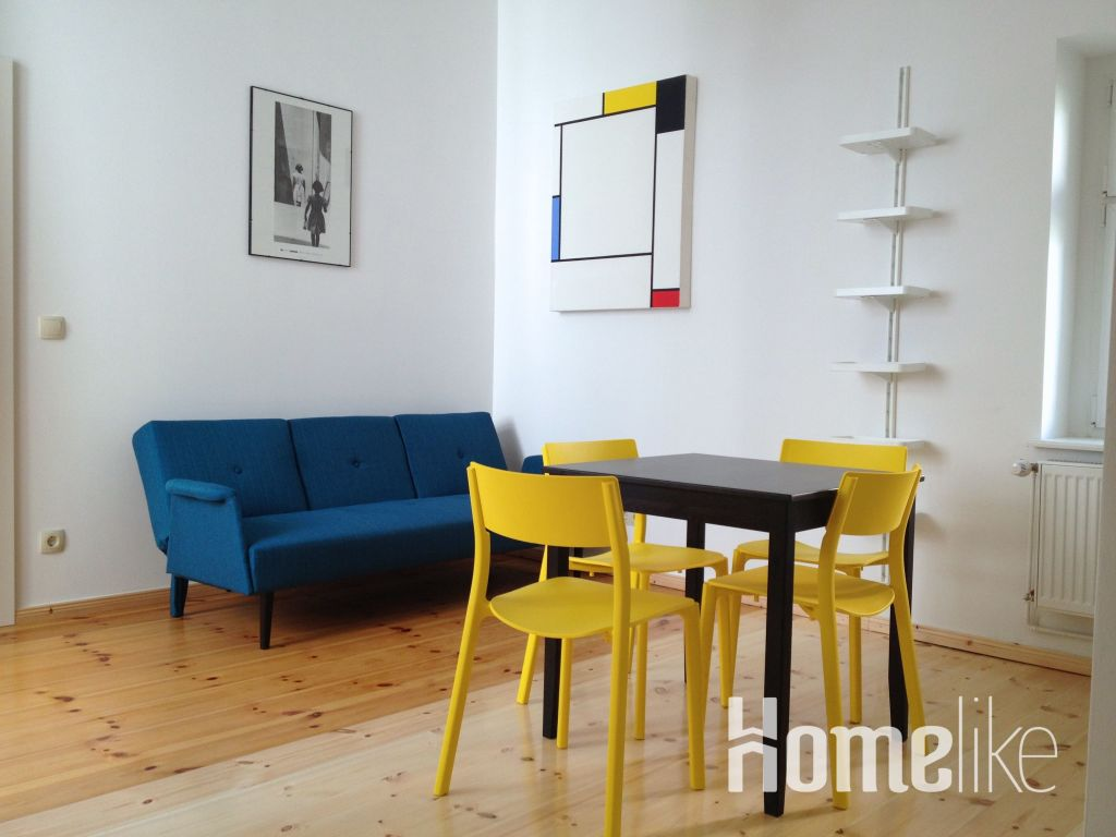 image 1 furnished 1 bedroom Apartment for rent in Mitte, Mitte