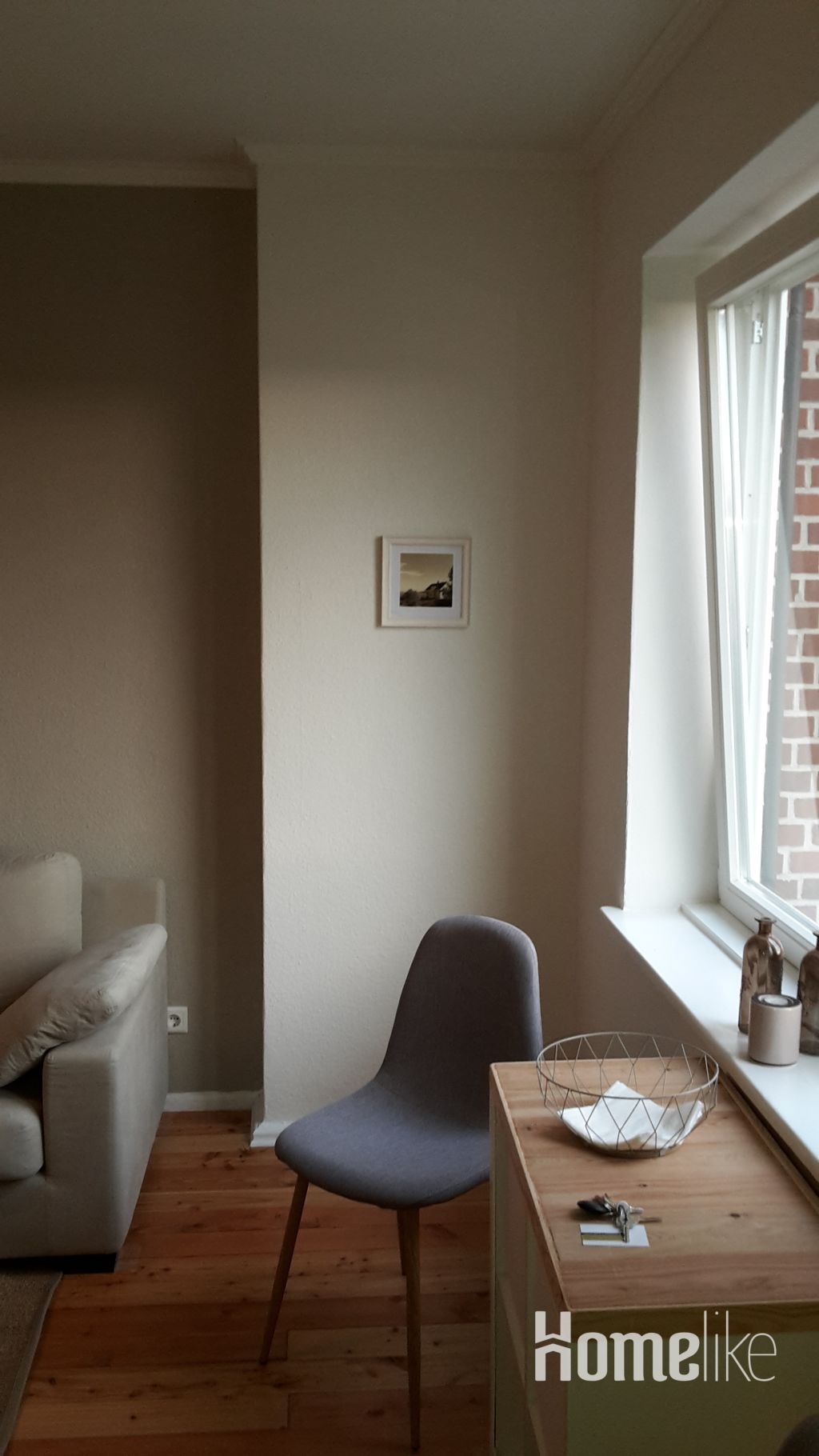 image 3 furnished 1 bedroom Apartment for rent in Hamm South, Mitte Hamburg
