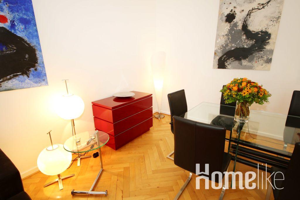 image 2 furnished 1 bedroom Apartment for rent in Dusseltal, Dusseldorf