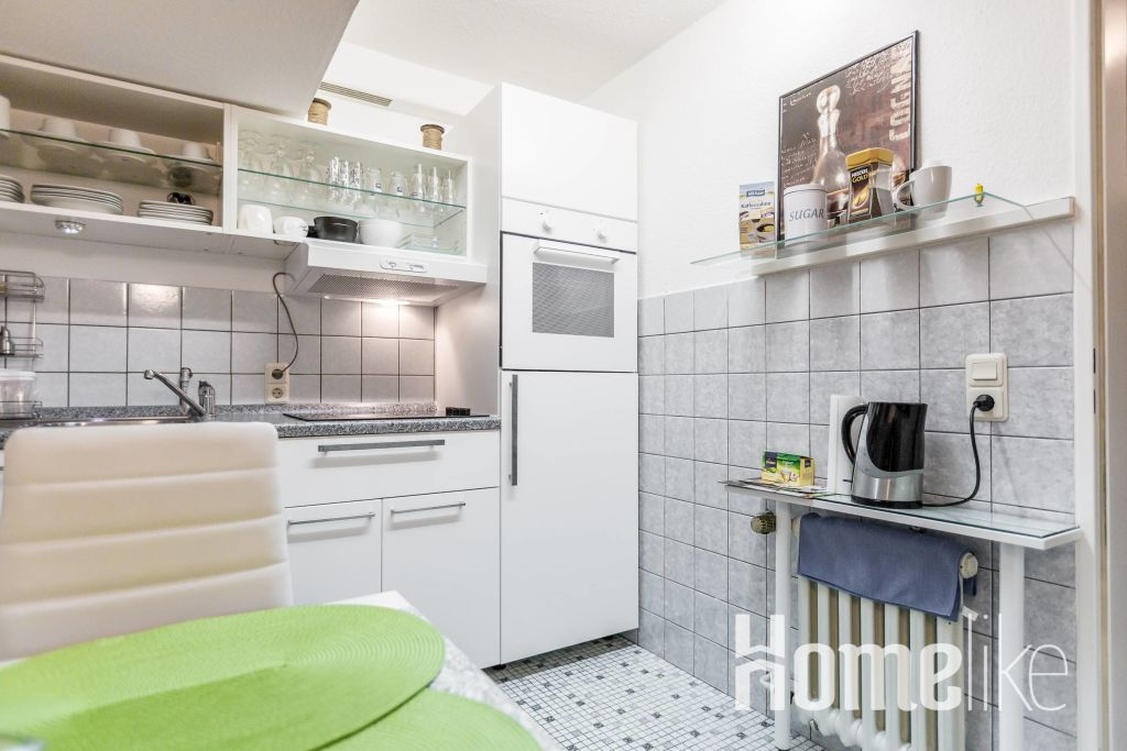 image 8 furnished 1 bedroom Apartment for rent in Neuss, Rhein-Kreis Neuss