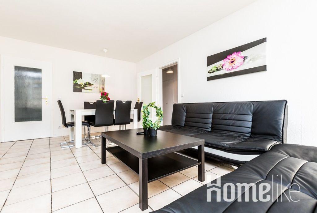 image 1 furnished 2 bedroom Apartment for rent in Monheim Am Rhein, Mettmann