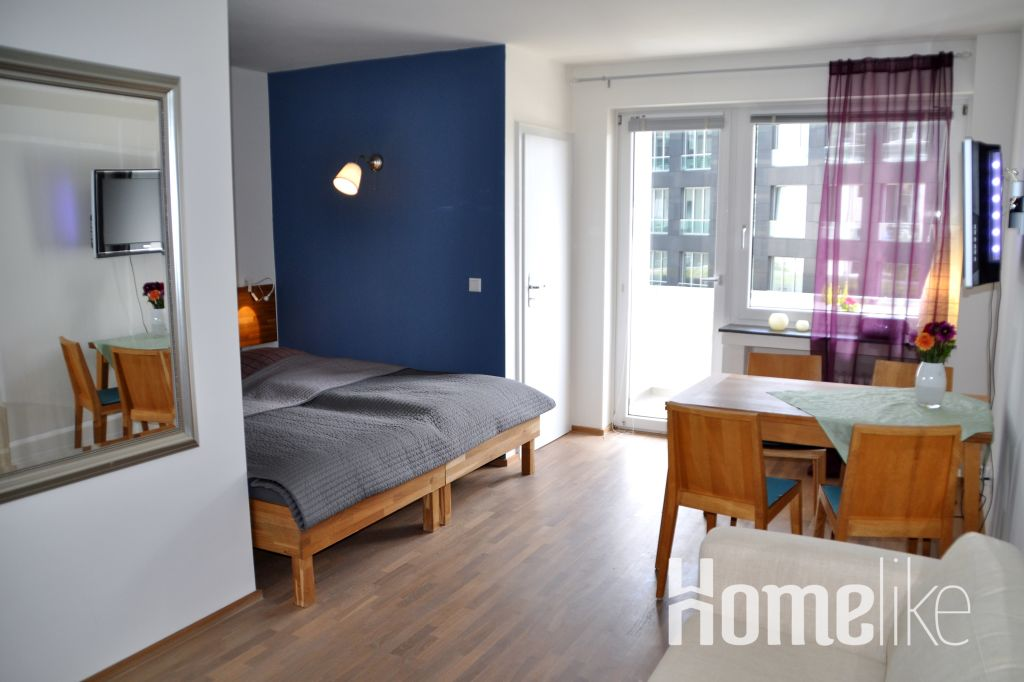 image 2 furnished 1 bedroom Apartment for rent in City Center, Dusseldorf