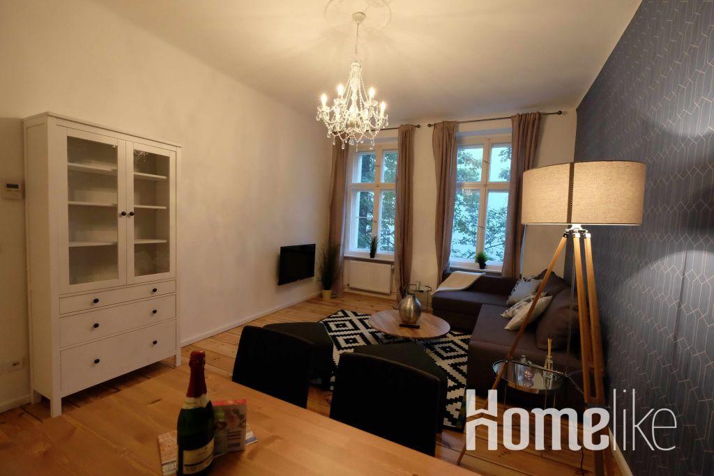 image 3 furnished 1 bedroom Apartment for rent in Tiergarten, Mitte