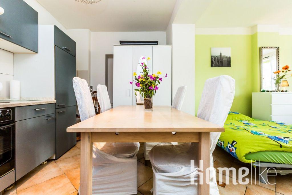 image 1 furnished 1 bedroom Apartment for rent in Troisdorf, Rhein-Sieg