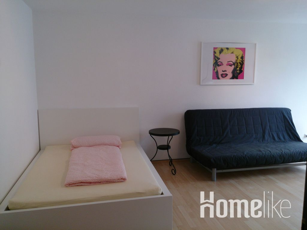 image 1 furnished 1 bedroom Apartment for rent in Dortmund, Dortmund