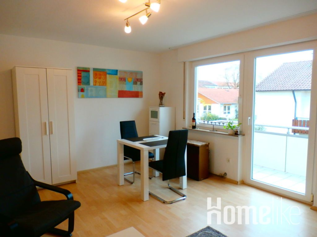 image 5 furnished 1 bedroom Apartment for rent in Ludwigsburg, Baden-Wurttemberg