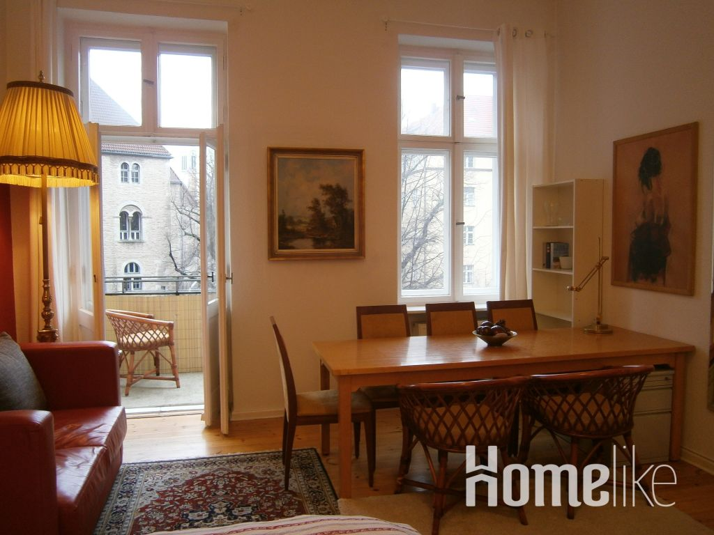 image 2 furnished 3 bedroom Apartment for rent in Charlottenburg, Charlottenburg-Wilmersdorf