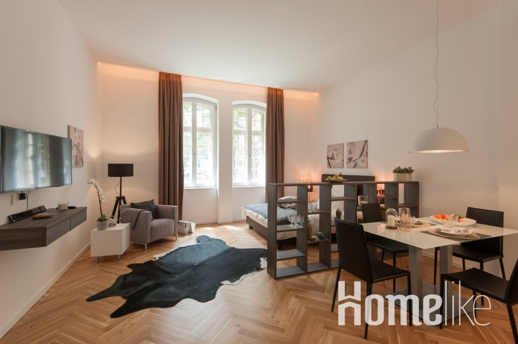 image 1 furnished 1 bedroom Apartment for rent in Munich, Bavaria (Munich)