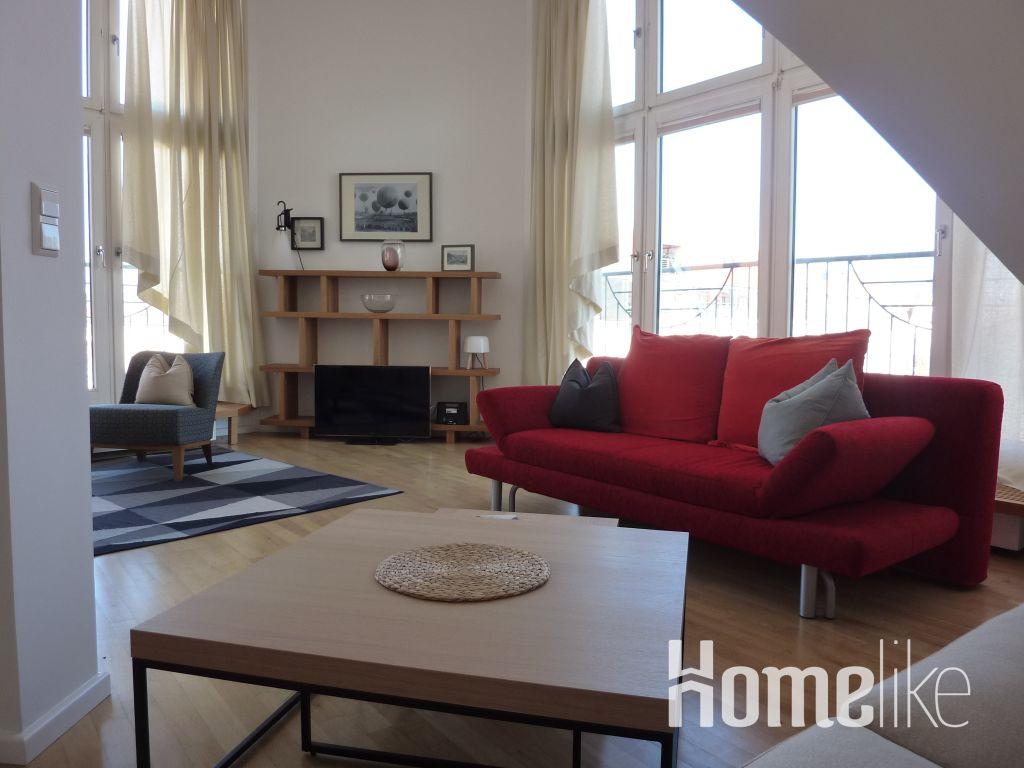 image 2 furnished 2 bedroom Apartment for rent in Charlottenburg, Charlottenburg-Wilmersdorf