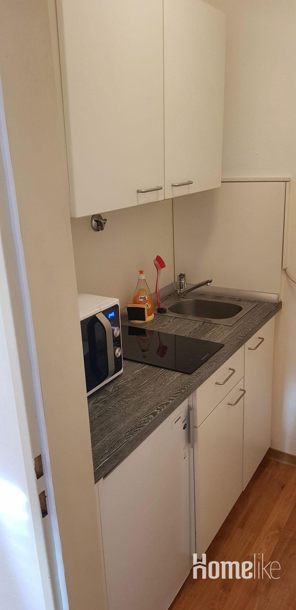 image 2 furnished 1 bedroom Apartment for rent in Rodelheim, Frankfurt