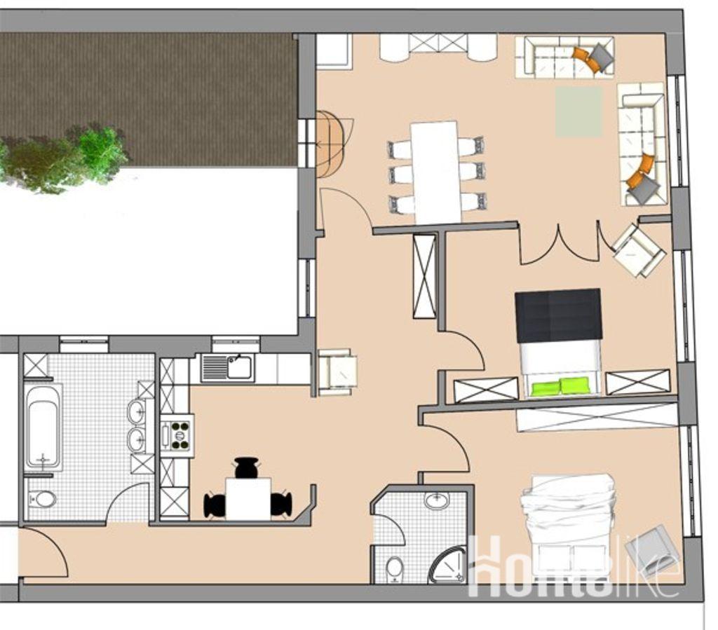 image 9 furnished 2 bedroom Apartment for rent in Barth, Nordvorpommern
