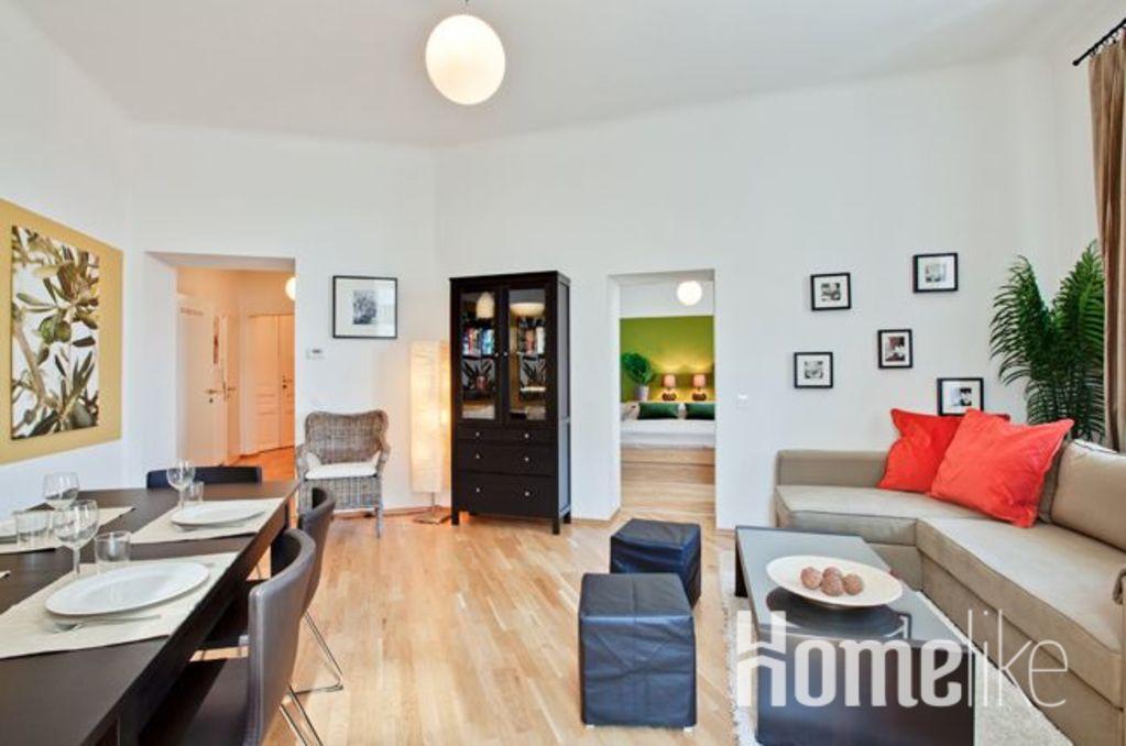 image 2 furnished 1 bedroom Apartment for rent in Landstrabe, Vienna